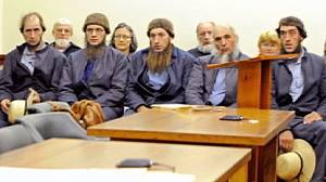 Amish sect leader jailed for hair and beard-cutting attacks