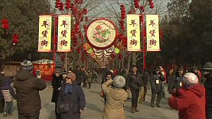 China hopes for good luck charm from Year of the Snake