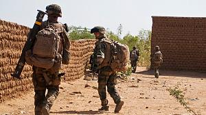 Heavy gunfire erupts in northern Mali town
