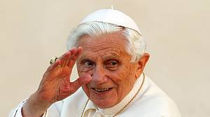 Benedict XVI's record questioned as pope