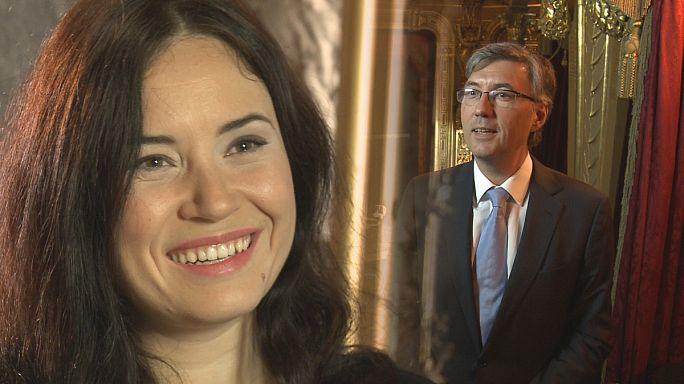 Interview bonus : Sonya Yoncheva & Jean-Louis Grinda