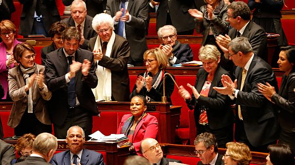 French assembly passes gay marriage bill