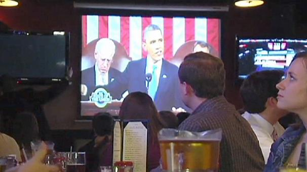 Obama's State of the Union: reaction from Washington