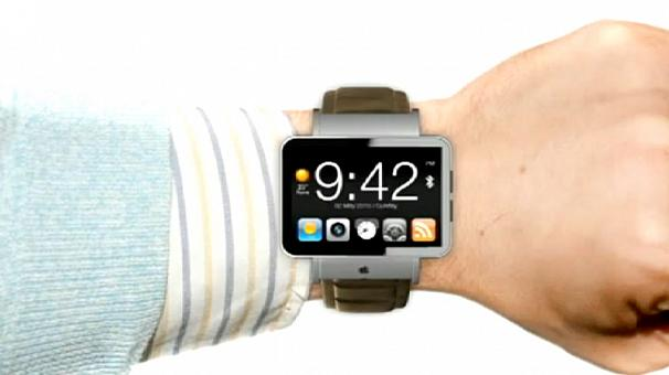 Apple considering its cash pile, probably developing a watch