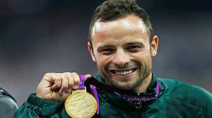 Olympic sprinter Pistorius charged with girlfriend's murder