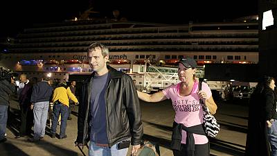 Carnival Triumph passengers: 'No vacation, it was survival'