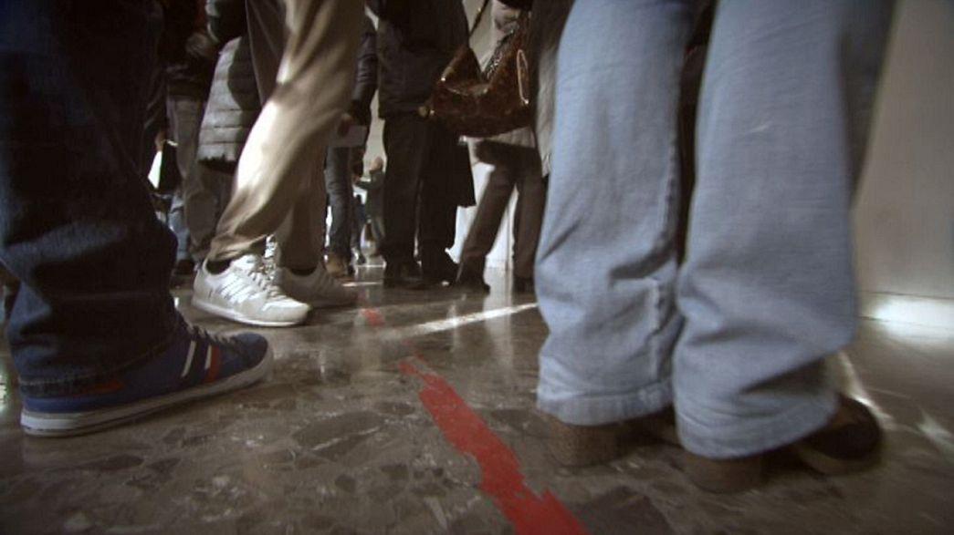 Sul de Itália sofre com o desemprego