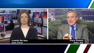 """Piero Grasso: """"Es necesaria una colaboración internacional para luchar contra la mafia"""""""