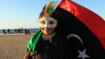 Libya celebrates the second anniversary of its revolution