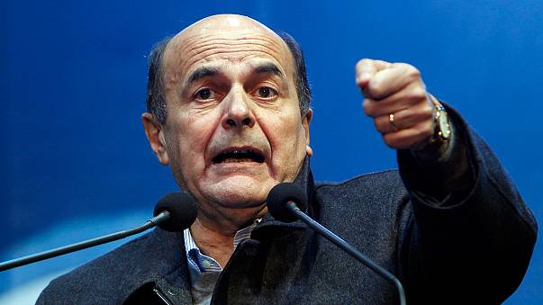 Bersani: 'Berlusconi's Italy crippled the very idea of Europe'
