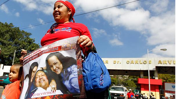 Caracas issues first Chavez health statement