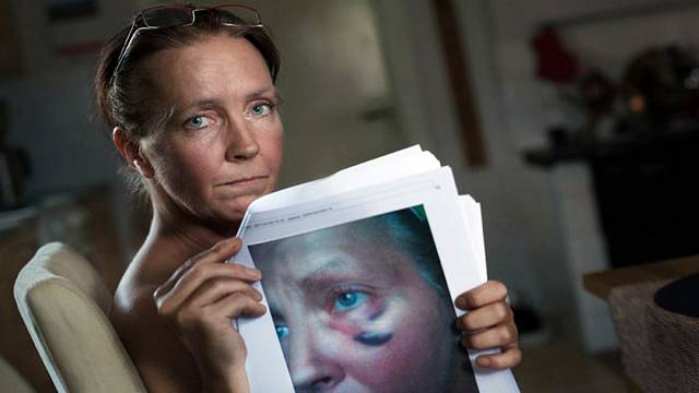Швеция: не молчать о насилии в семье