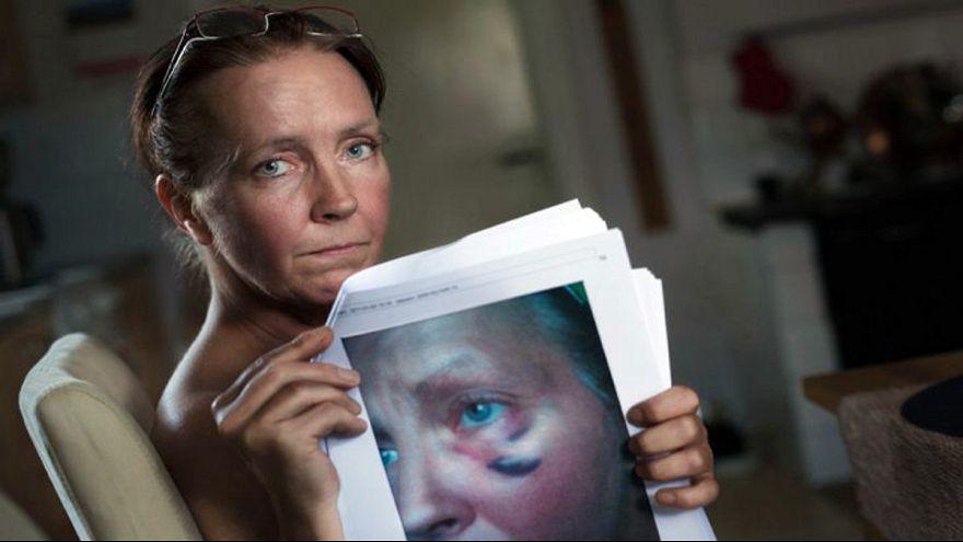 En Suecia también hay violencia doméstica