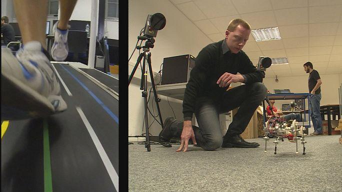 I robot che imparano a camminare