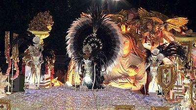 100% samba à Rio de Janeiro