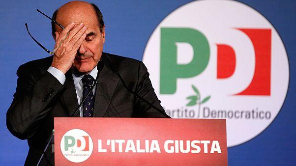 Rescaldo das eleições italianas