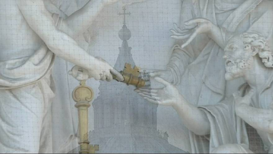 Who holds the key to the Vatican?
