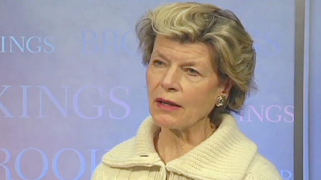 """""""Hugo Chávez não era um amigo dos Estados Unidos"""", Diana Negroponte, analista política"""