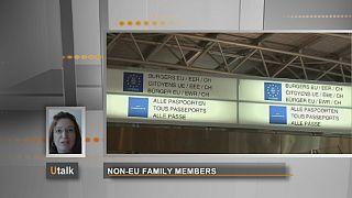 بستگان شهروندان اروپایی چگونه به اروپا سفر کنند؟