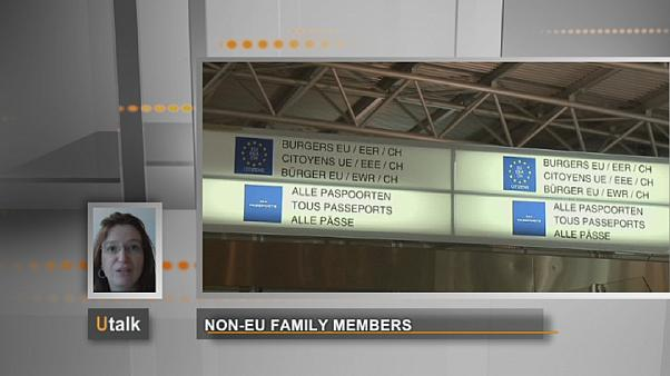 Travel requirements for non-EU family members