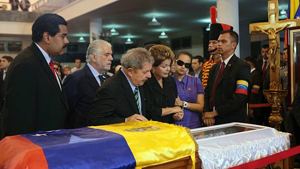 Cuba's Raul Castro to attend funeral for 'invincible' Chavez