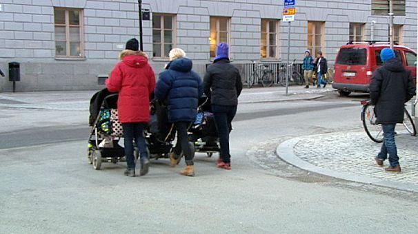 Paridade na Suécia começa a afetar os homens
