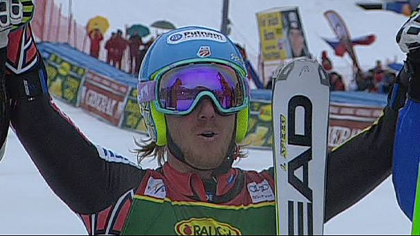 Ted Ligety takes fourth GS World Cup title