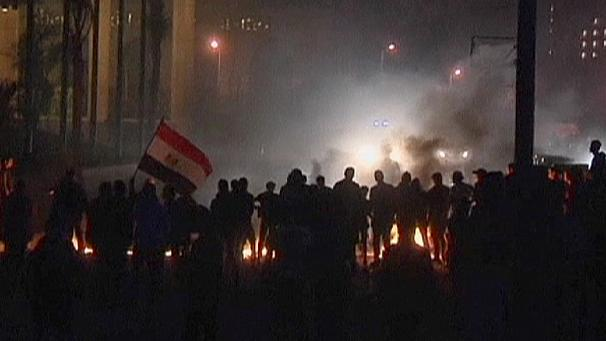 More clashes in Cairo over football court ruling