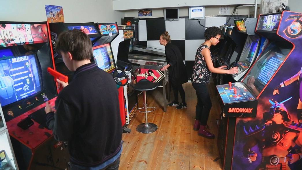 В Копенгагене готовят режиссеров видеоигр