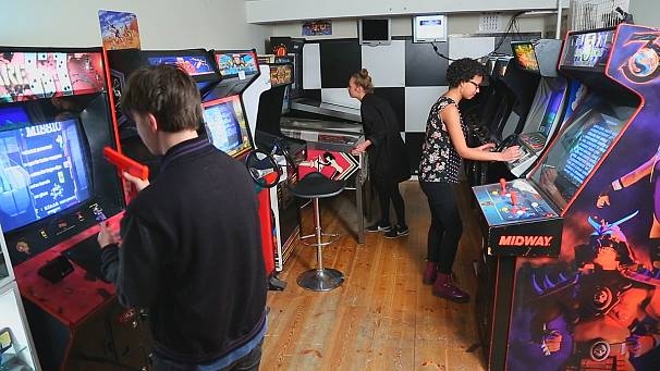 Students set sights on games industry