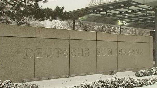 Bundesbank's frosty outlook