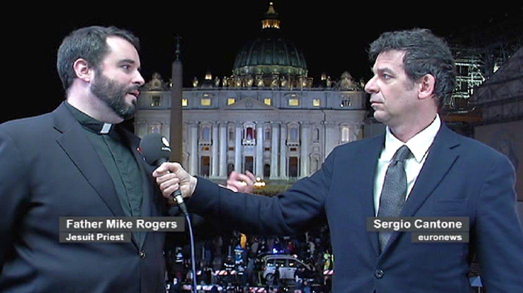 """Padre Rogers: """"momento di grande speranza per la Chiesa"""""""