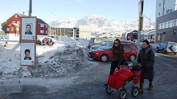 Opposition claims victory in Greenland in vote on how best to exploit resources