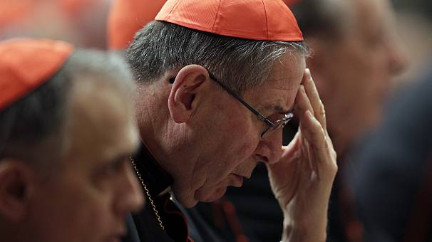 US cardinal at conclave agrees to pay $10 million over sex abuse cases