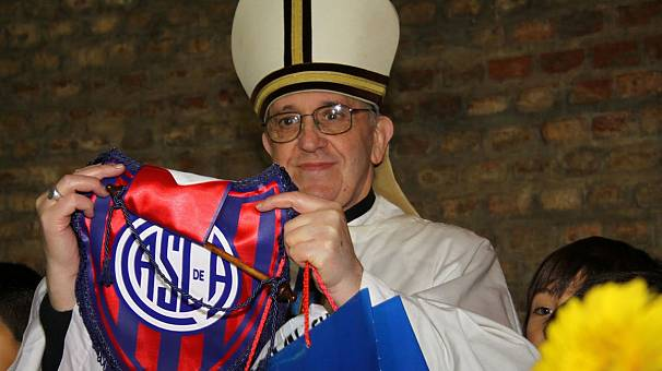 Pope Francis: his Holiness the commuter and football fan