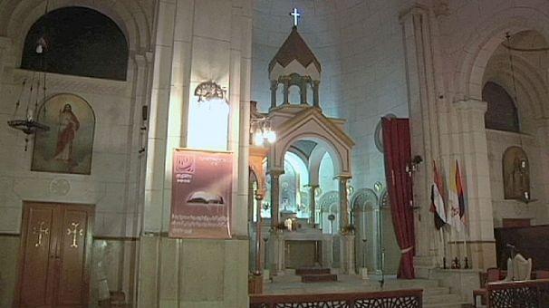 Pape François: les attentes des chrétiens d'Egypte
