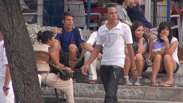 جوانان کوبا در جستجوی آزادی