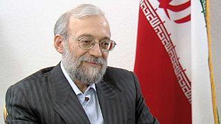 """Лариджани: """"необходимо признать права Ирана"""""""