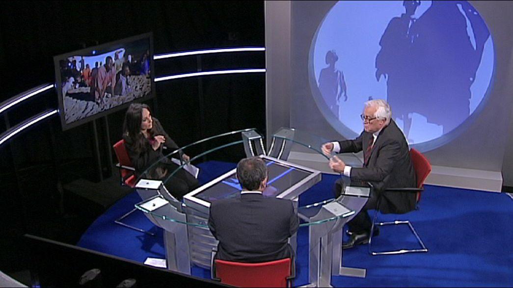 L'immigration africaine vers l'UE - le débat en entier