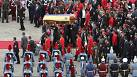Hugo Chavez is laid to rest at Caracas museum