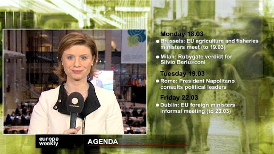 Europe Weekly: Papstwahl stellt EU-Gipfel in den Schatten
