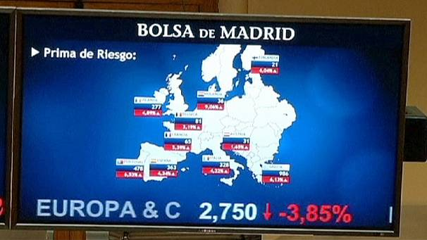 European markets at close: 18.03.2013
