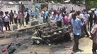 Somalia: Mogadishu car bomb kills at least 10 people
