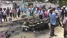 Somalia: Mogadishu car bomb kills at least 10 people