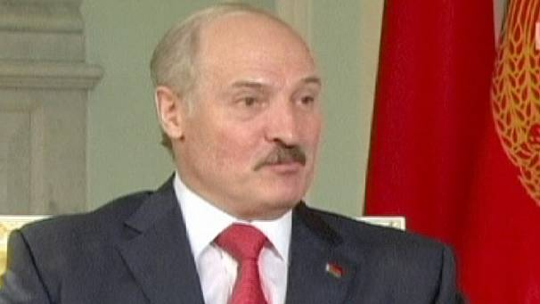 'I can forgive lesbians but not gay men', says Belarus' Lukashenko