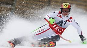 sport: Consistency pays for Marcel Hirscher