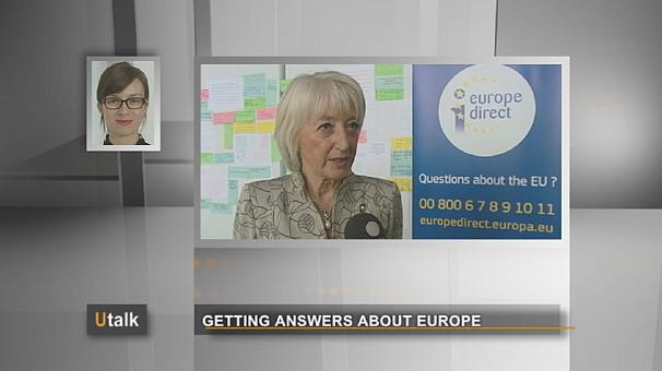 Questions about Europe?
