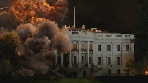 Olympus Has Fallen – baddies in the White House