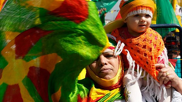 Momento histórico na relação entre turcos e curdos
