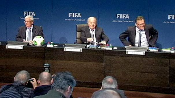 Blatter dismisses calls for winter World Cup